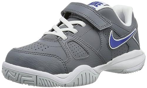 new arrival 7a17e 9862f Nike City Court 7 (PSV), Scarpe da Tennis Bambino, GrigioBlu