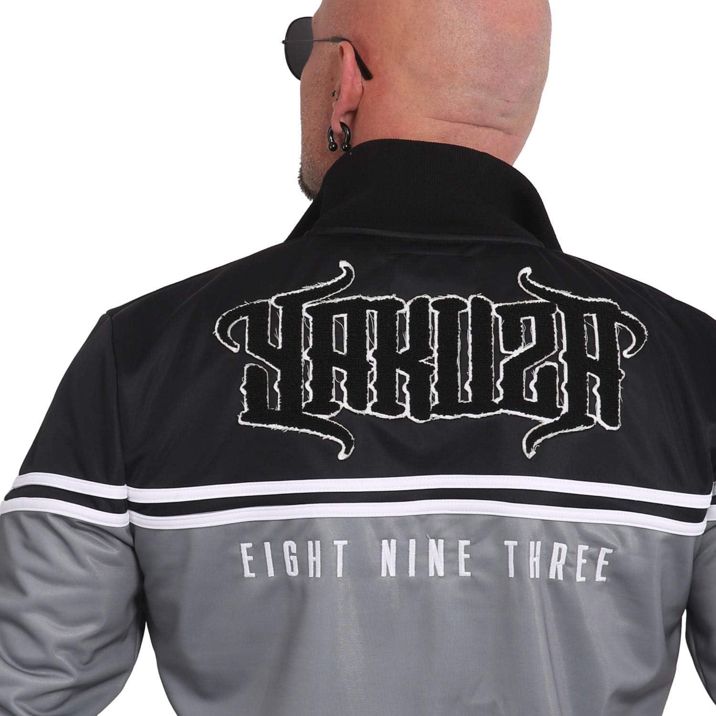 Yakuza Mens ENT Tracksuit Jacket with Zip
