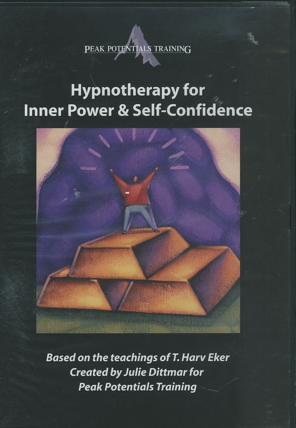 Hypnotherapy for Inner Power & Self-Confidence PDF