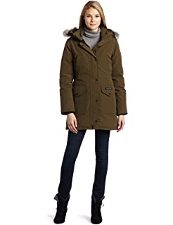 Amazon.com  Canada Goose Women s Shelburne Parka Coat  Sports   Outdoors 981224751