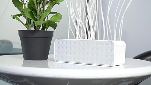 Rockville RPB20W 30 Watt Portable Home Desktop Bluetooth Speaker w SD Aux In