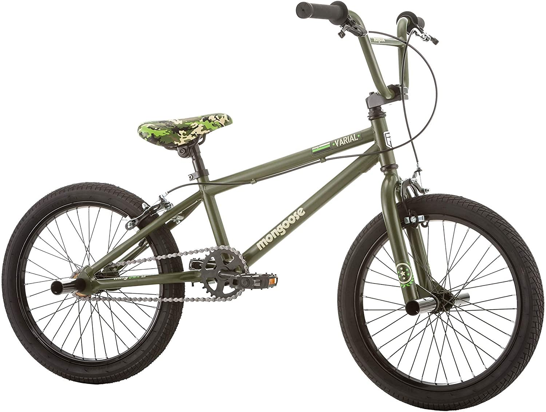 Mongoose Varial bicicleta BMX junior Freestyle de 18 pulgadas ...