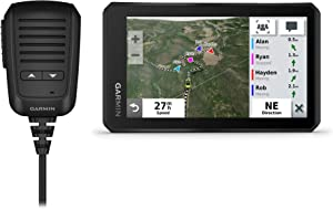 Garmin Tread Powersport Off-Road Navigator with Group Ride Radio, Group Tracking and Voice Communication, 5.5
