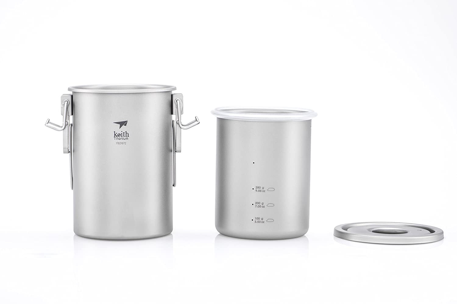 Amazon.com: Keith Titanium multifuncional cocina: Sports ...