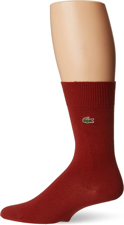 Lacoste Mens Jersey Trouser Sock