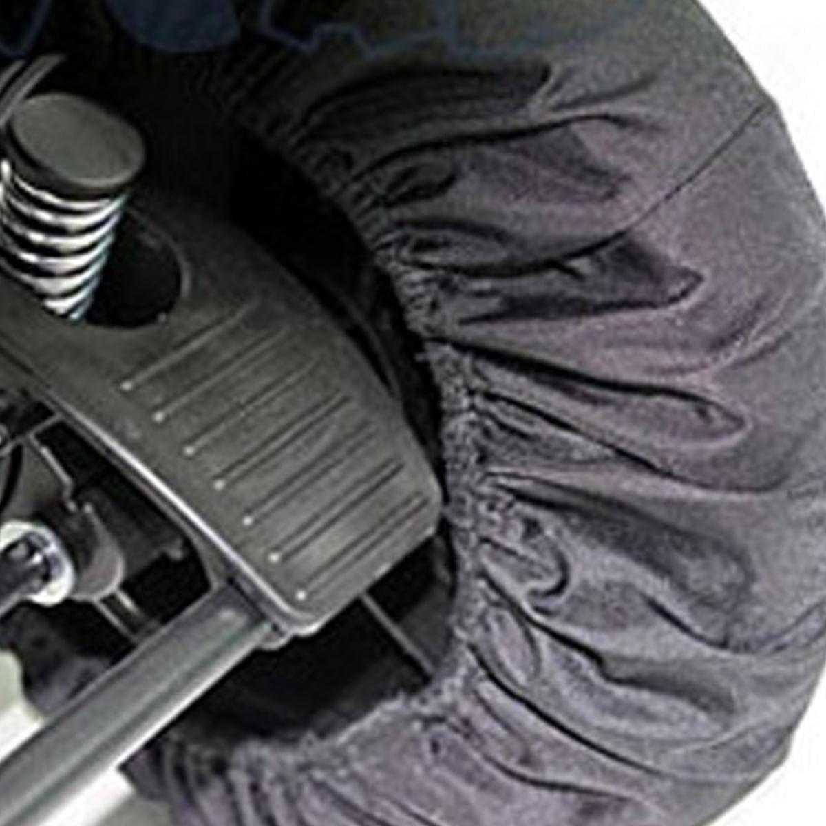 /Carrito de beb/é para cochecito de ruedas para carrito para accesorios a prueba de rueda pantalla Color Talla:L domybest/