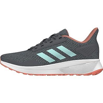 sports shoes 5e092 5723d adidas Kids Shoes Girls Essential Duramo 9 Training Running Trainers (EU 35  - UK 2.5