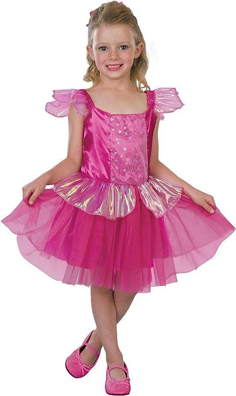 Forever Young UK Disfraz de Princesa para niñas Disfraz de ...