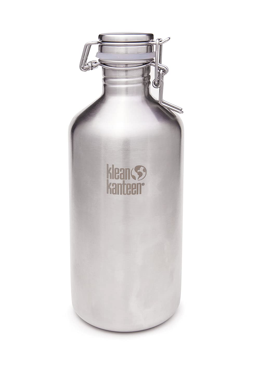 Klean Kanteen Flasche 'Classic Growler'-edelstahl, 1,9 L