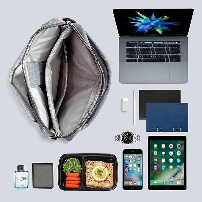 f95b4cb9a7 Zikee - Housse ordinateur portable 13-13,3 pouces étanche, bandoulière,  poignée, Housse pc portable/ Pochette/ Besace/ Sacoche ordinateur portable  pour ...
