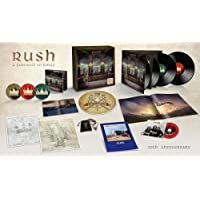 A Farewell To Kings (40th Anniversary Super Deluxe 3CD + Blu-ray Audio + 4LP Vinyl)