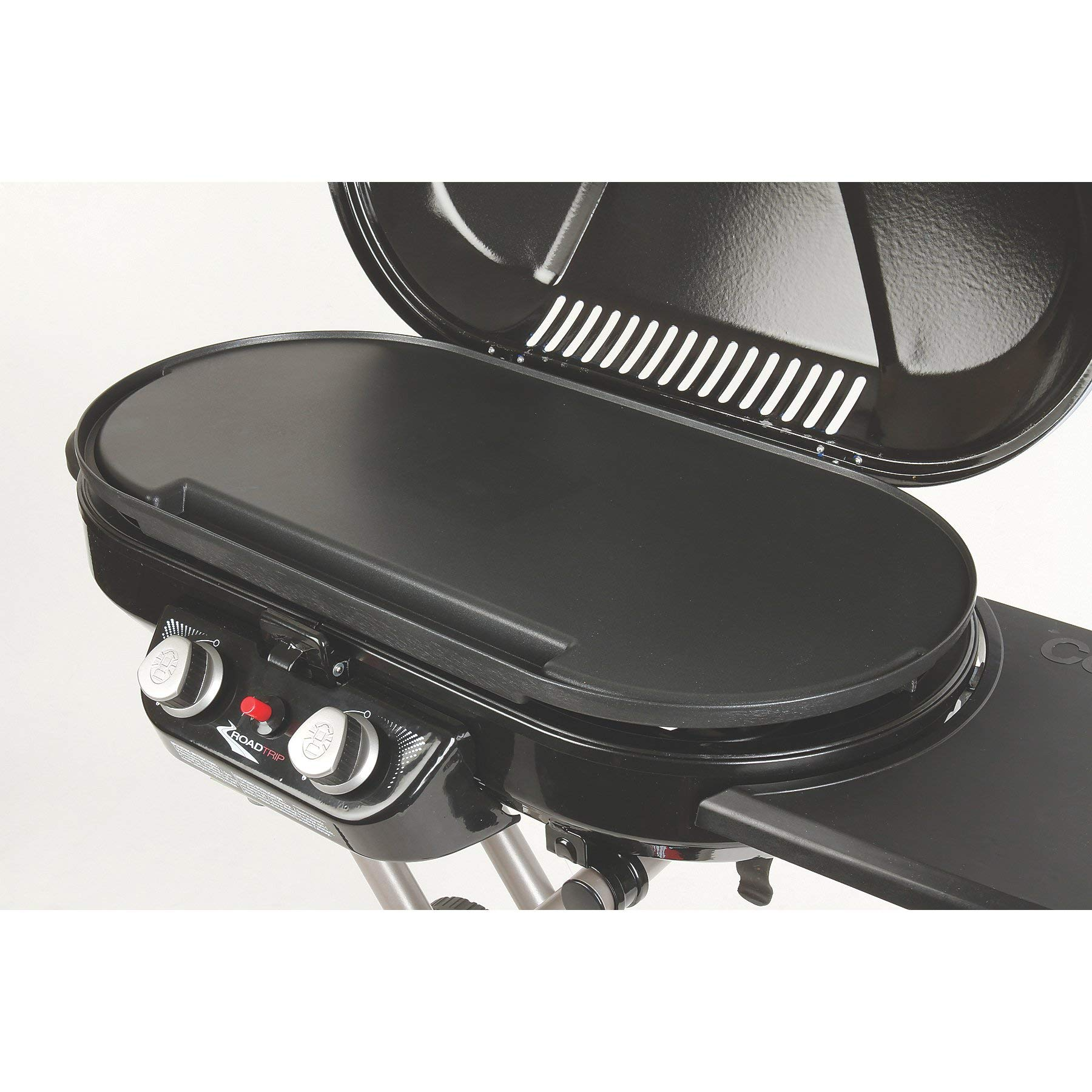 Coleman Roadtrip Swaptop Aluminum Grill Griddle, Full Size (Renewed) by Coleman