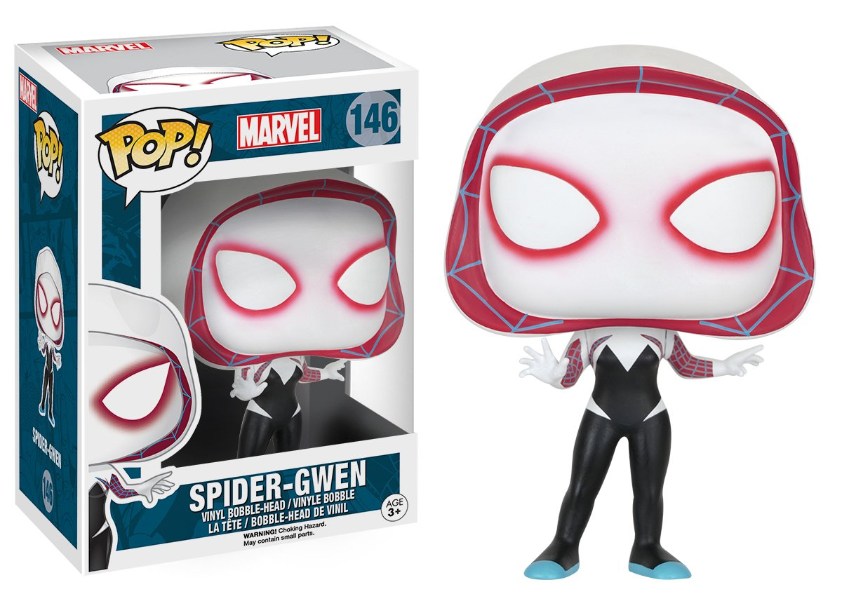 Image result for spider gwen pop vinyl
