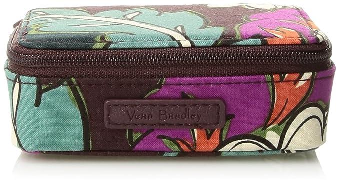 Amazon.com  Vera Bradley Travel Pill Case 3192920c1fa4a