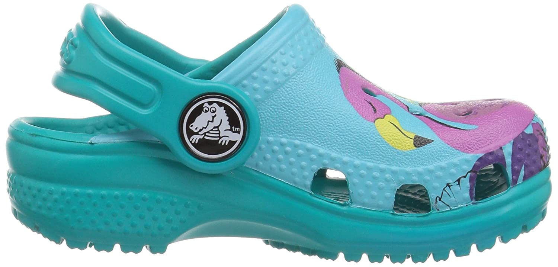 crocs Unisex-Kinder 204118 Clogs