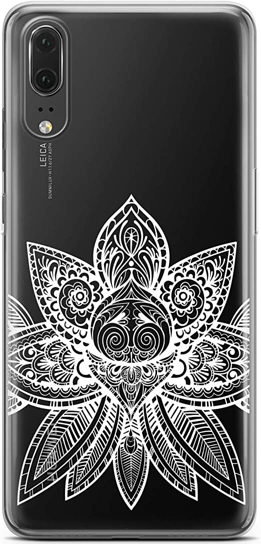 Amazon.com: Mertak Clear Phone Case Compatible with Huawei P30 Pro ...