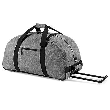 BagBase - Bolsa deportiva / de viaje con ruedas: Amazon.es ...