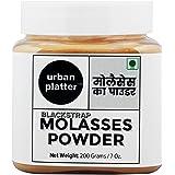 Urban Platter Blackstrap Molasses Powder, 200g