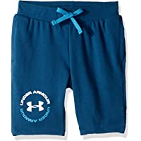 Under Armour Rival Terry Shorts Pantalones Cortos para Niños