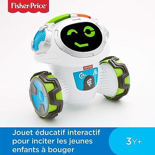 Mouvi le robot, de Fisher Price Think & Learn  : le meilleur pas cher