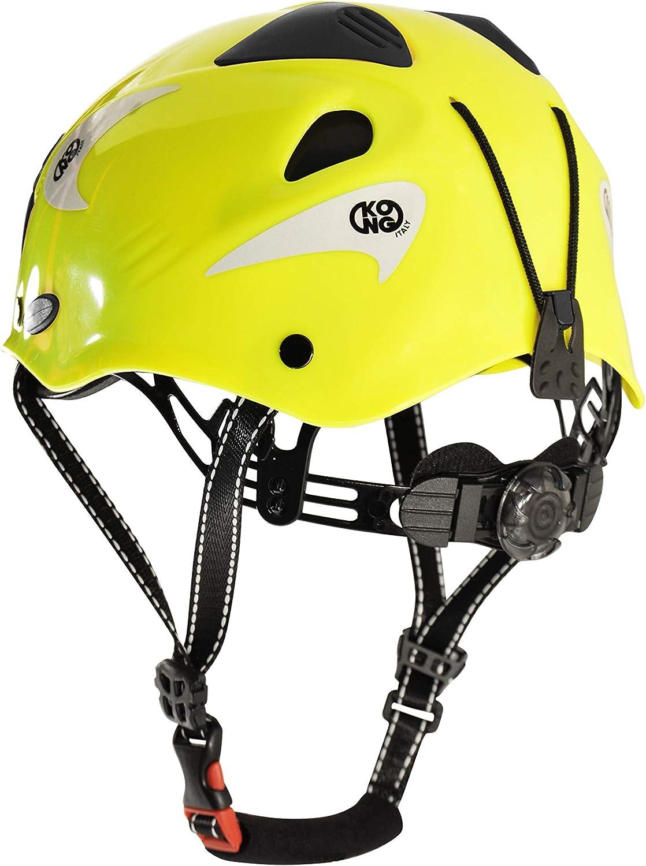 Kong 99716fy02kk Helm Neongelb Einheitsgröße Sport Freizeit