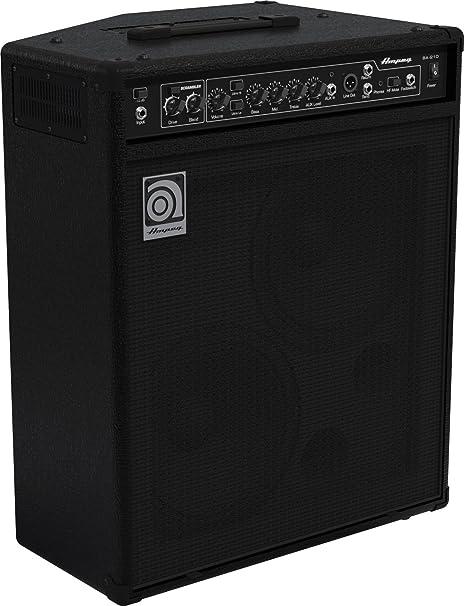 Amplificador bajo Ampeg ba-210v2 combo: Amazon.es: Instrumentos musicales