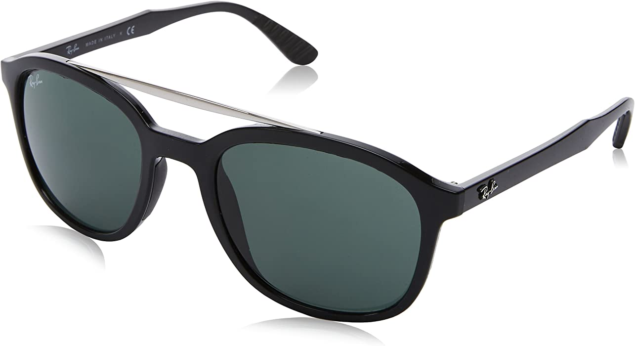 127c1e336d Amazon.com  Ray-Ban Men s 0rb4290601 7153plastic Man Sunglasses Square