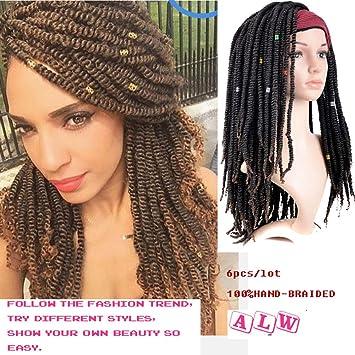 Amazoncom Ailewei Spring Kinky Twistspassion Twistseasy Natural