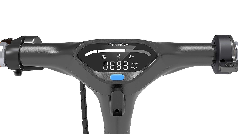 SmartGyro Xtreme Baggio 10 Black - Patinete Eléctrico, APP ...