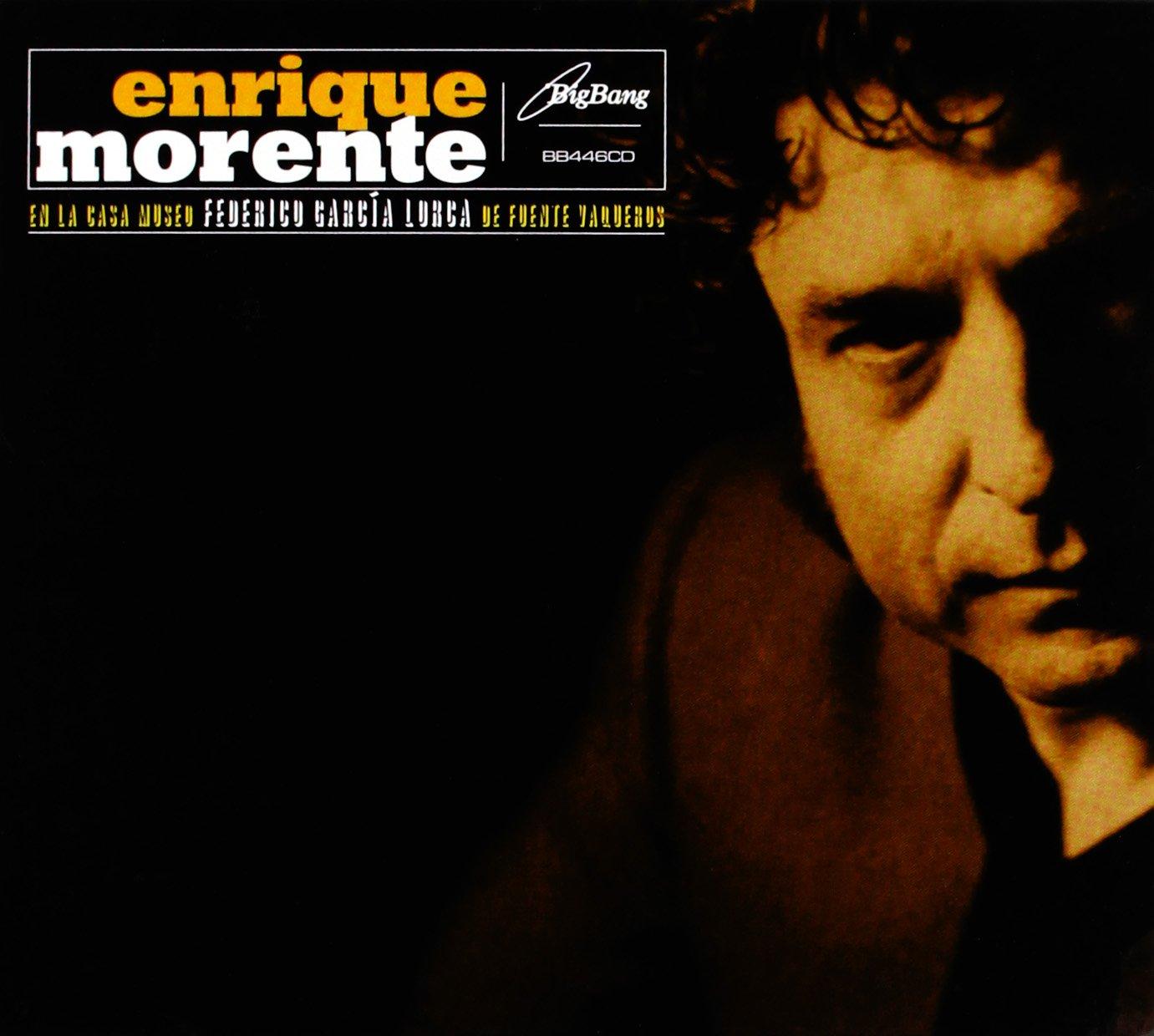 En la Casa Museo Federico García Lorca: Enrique Morente: Amazon.es ...