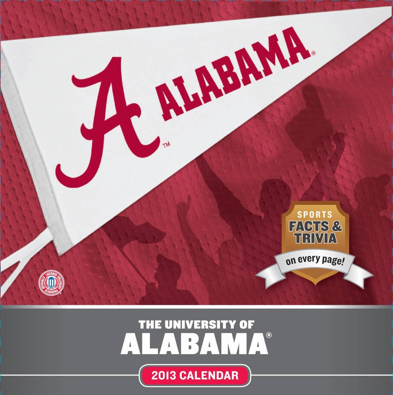 Download University Of Alabama 2013 Box Calendar ebook