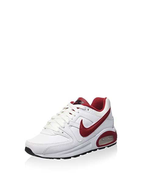 info for d5ece 089aa Nike Air Max Command Flex LTR GS- Scarpe Sportive da Bambini, Bianco (White