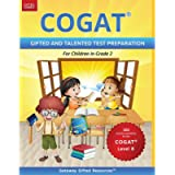 COGAT Test Prep Grade 2 Level 8: Gifted and Talented Test Preparation Book - Practice Test/Workbook for Children in…