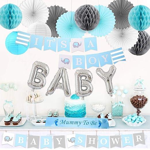 Fiesta de bienvenida para bebés Decoraciones para fiestas ...