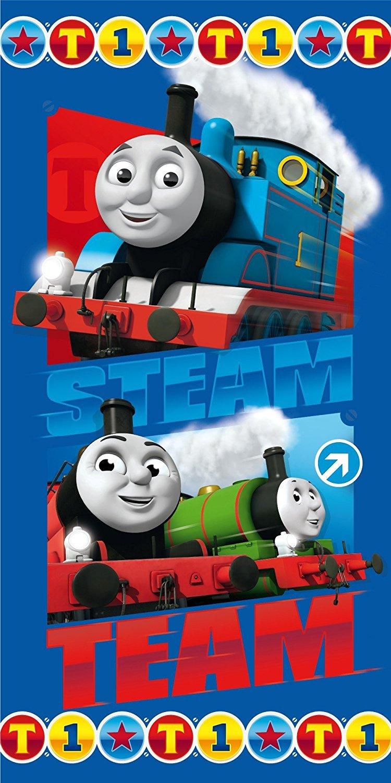 Jerry Fabrics Thomas and Friends Steam Team Towel JF0247
