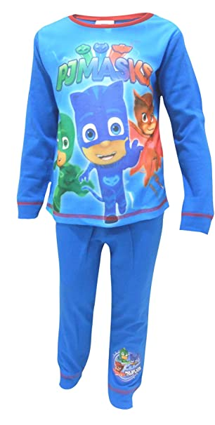 "PJ Masks ""On our Way"" Pijamas para niños de ..."