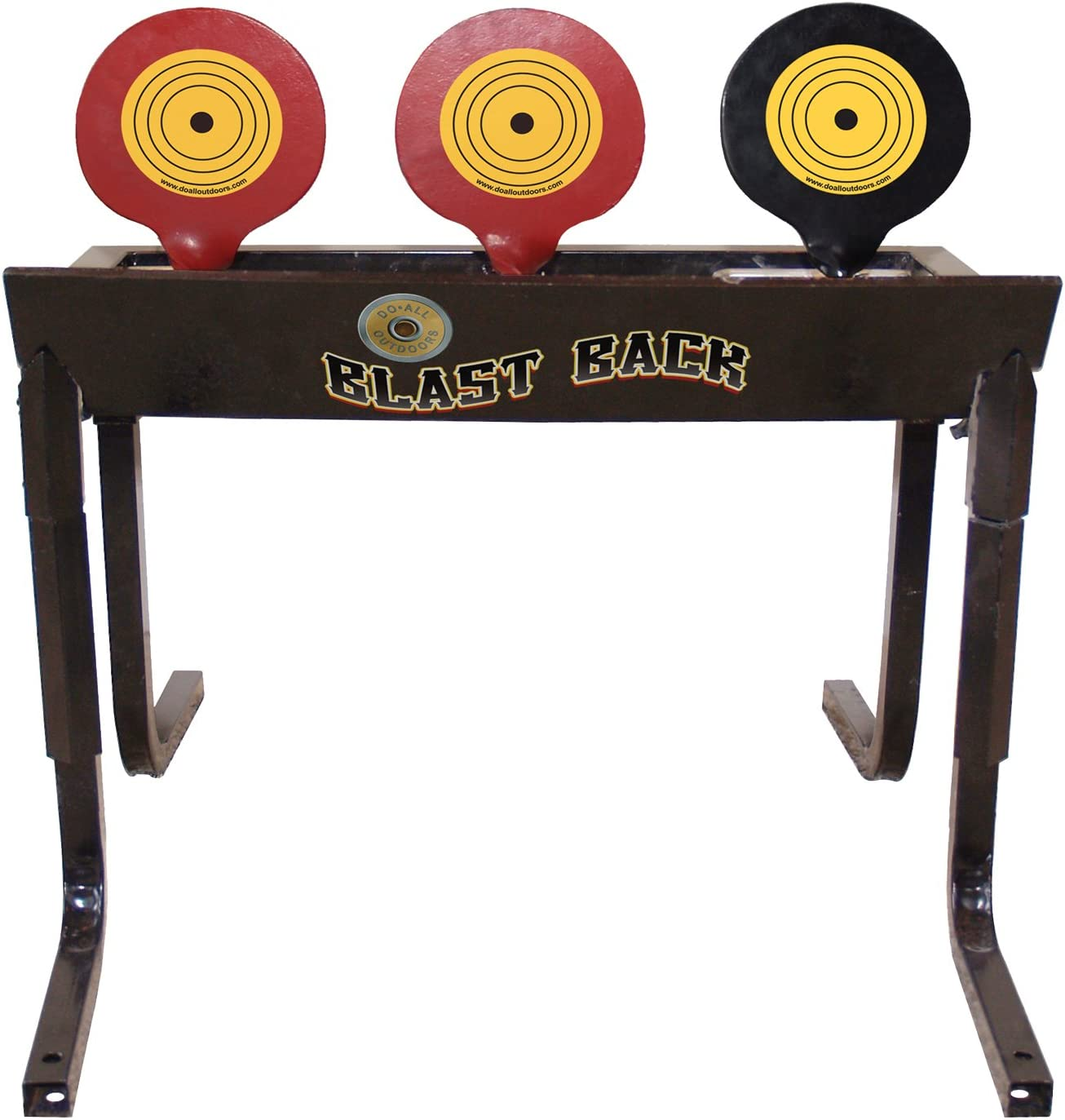.22 POP UP TARGET METAL TARGET Lots of fun AUTO RESETS AFTER HIT