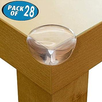 Amazon.com: Protectores de esquina de gel adhesivo de alta ...