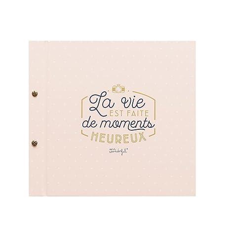 Amazon.com: Mr.Wonderful WOA03527 Printed Album La Vie Est ...