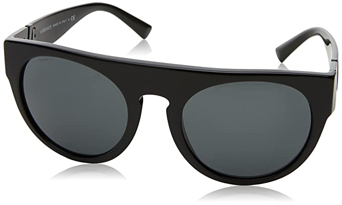 c77418a3a5134 Image Unavailable. Image not available for. Color  Versace Men s VE4333  Sunglasses 55mm