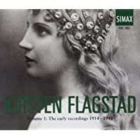 Kirsten Flagstad: The Early Recordings, Vol. 1, 1914-1941
