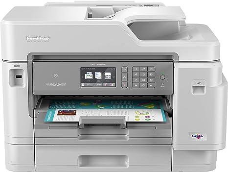 Brother MFC-J5945DW A3 Color de inyección de Tinta de Impresora, X ...