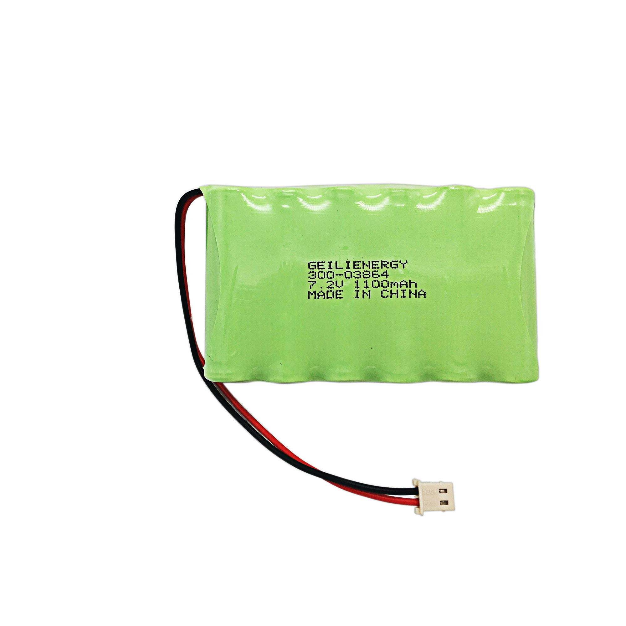 GEILIENERGY 300-03864-1 1100mAh Backup Battery for ADT ADI Ademco Lynx WALYNX-RCHB-SC Honeywell Lynx Touch K5109, L3000, L5000, L5100 by GEILIENERGY