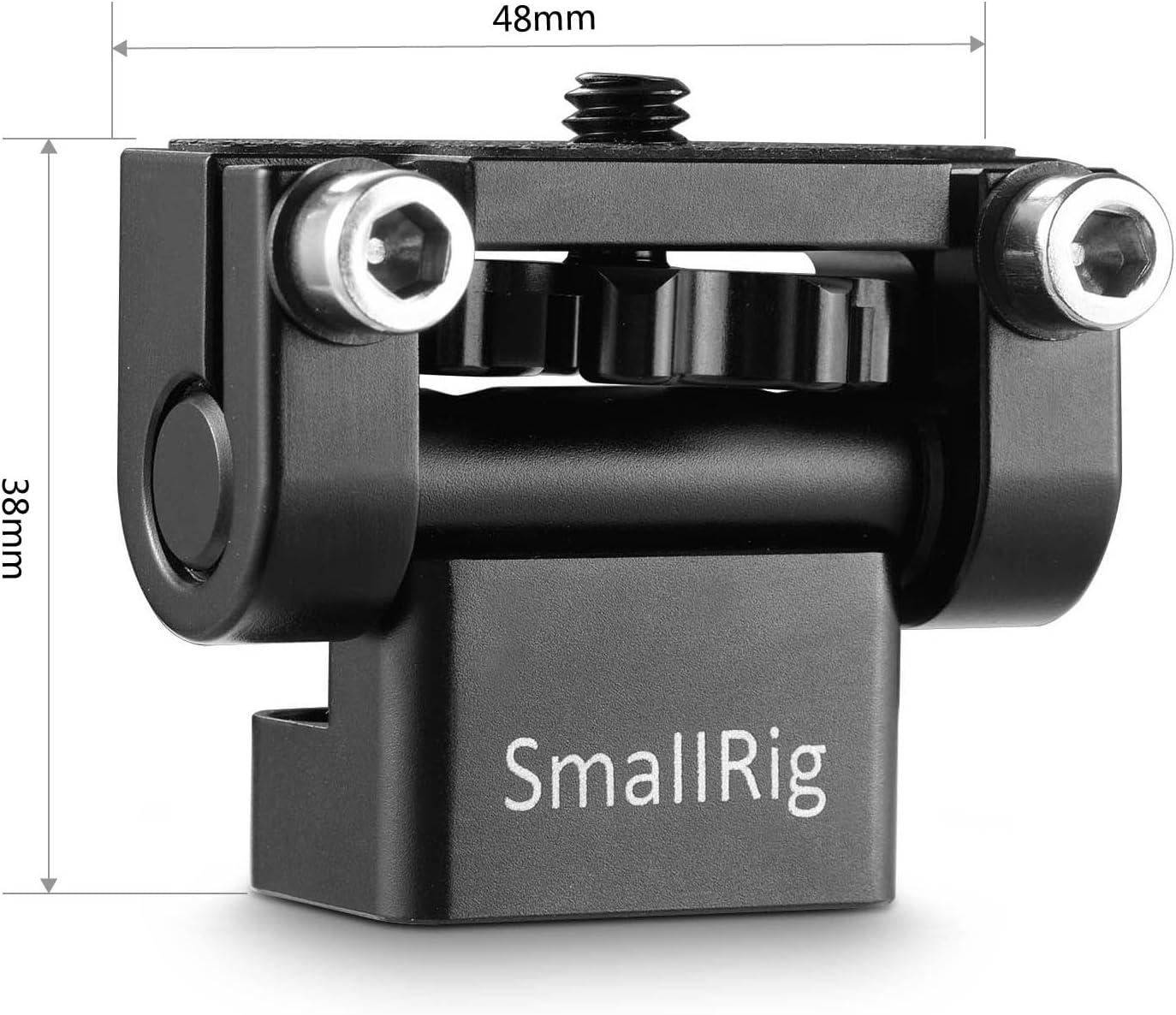 SMALLRIG Monitor Holder Mount//Soporte de monitor de campo de cámara 1842