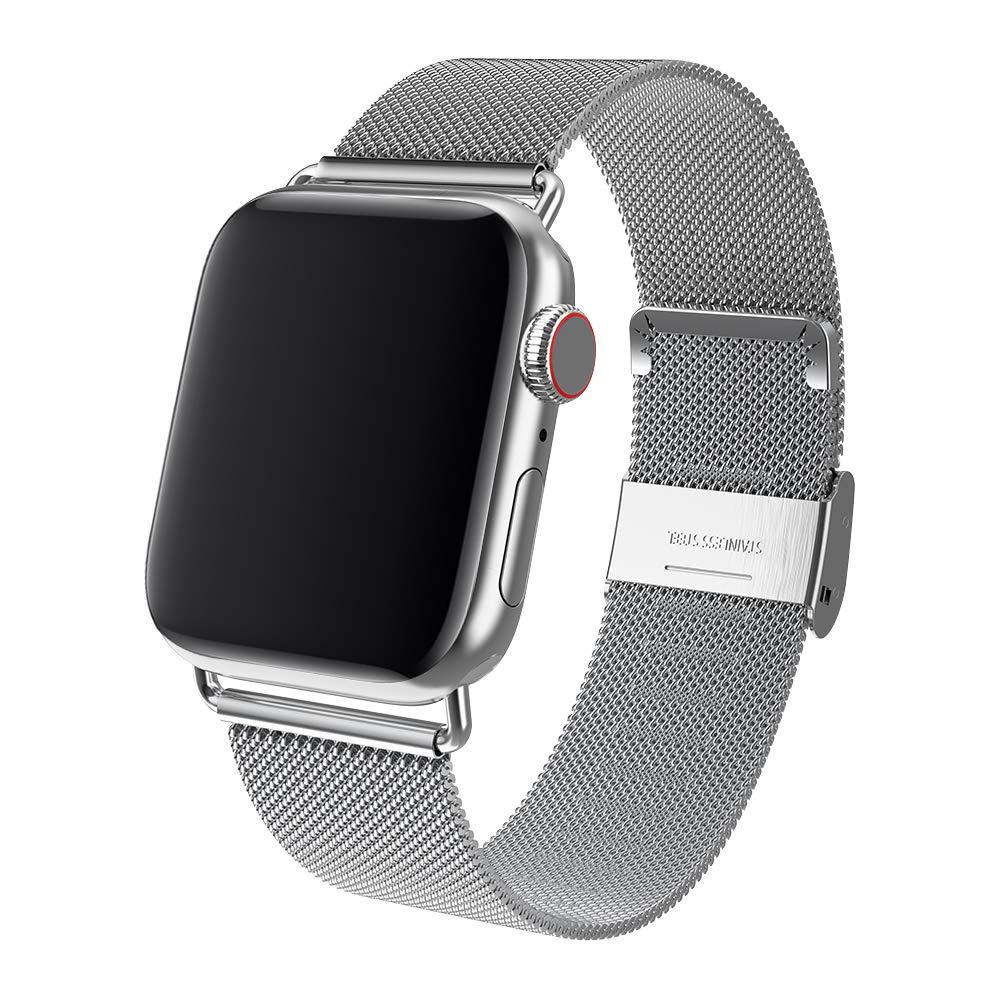 Malla Acero para Apple Watch (42/44mm) ENANYN [7S4MCX2Q]