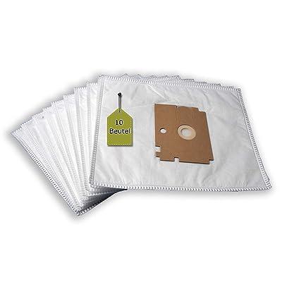 10 Sacs aspirateur compatible pour rowenta dymbo 005... 099/rS 3 couches de sacs d'® eVendix aspirateur en microfibre non-tissée similaire au produit d'origine type de sac aspirateur : zR - 745) 10 Staubsaugerbeut