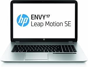HP Envy 17-j150nr 17.3-Inch Laptop with Beats Audio and Leap Motion