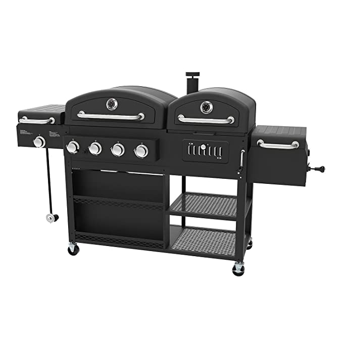 Smoke Hollow 4-in-1 Grill Model PS9900 – Best Versatile Hybrid Grill