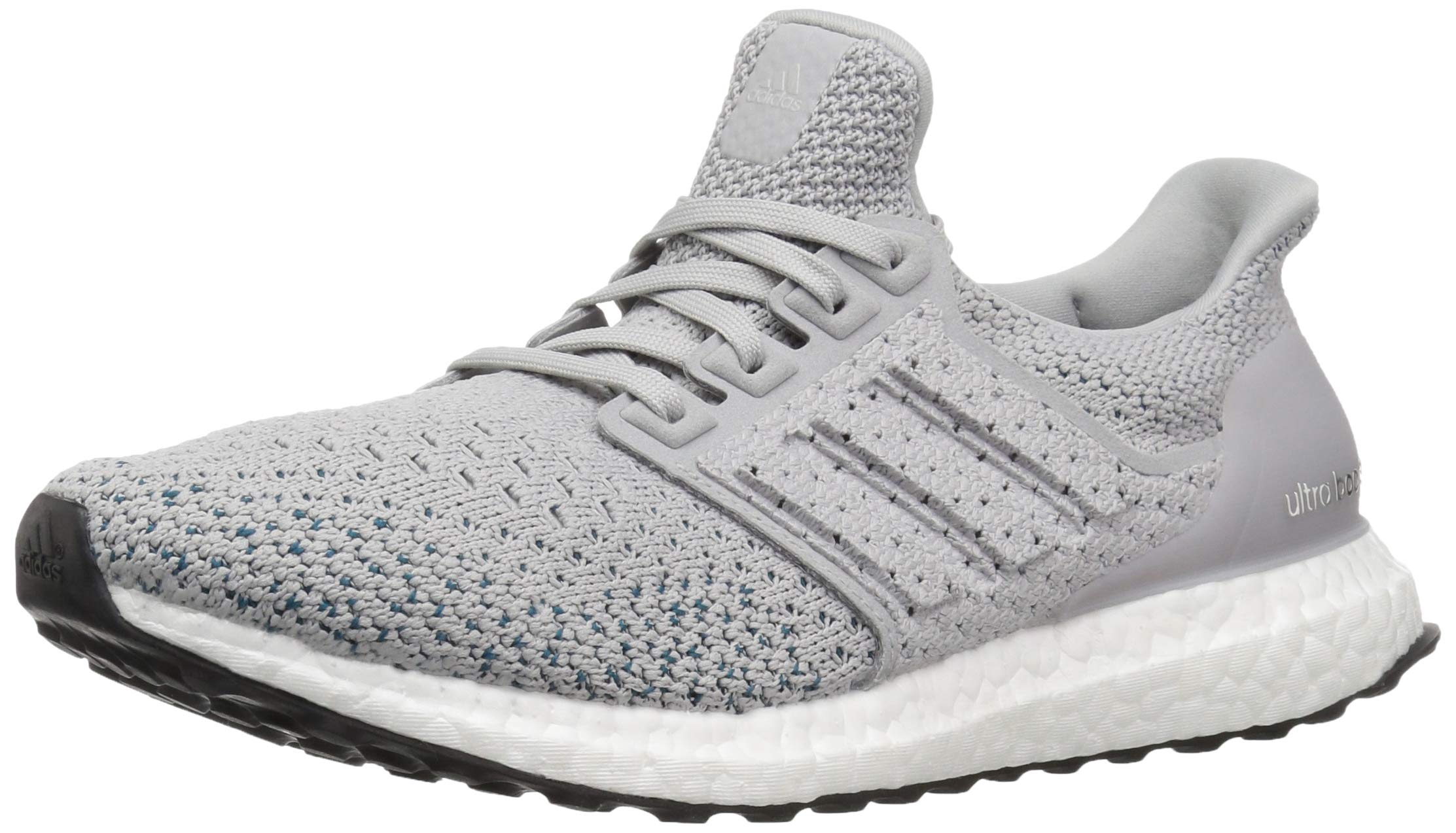 adidas Men's Ultraboost, GreyReal Teal, 9.5 M US