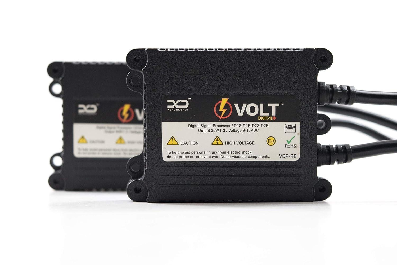 Xenon Depot 35w Amp Volt Ballast Single